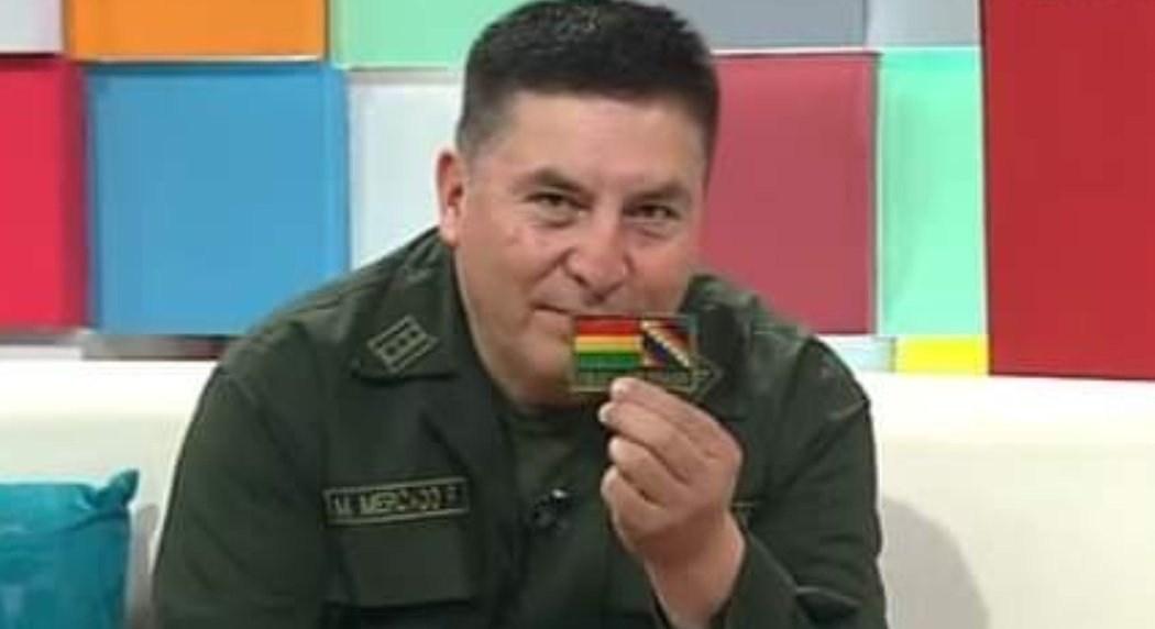 Bolivias govt has announced criminal charges against the police officers who cut the indigenous wiphala flag off their uniforms during the US-backed coup.