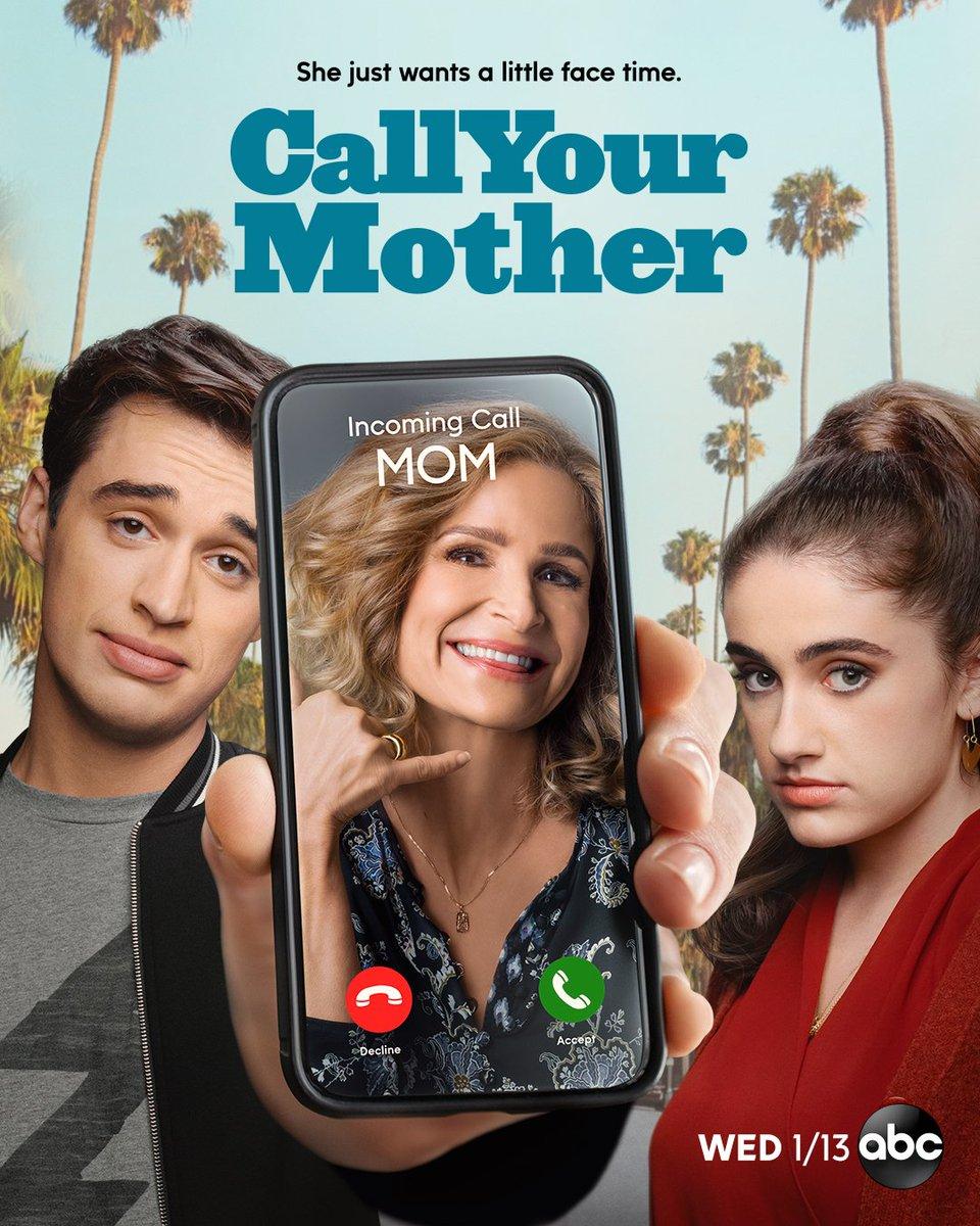 Fui ver Call Your Mother, por motivos de: é da mesma criadora de The New Adventures of Old Christine e Kyra Sedgwick, e terminei lembrando porque não costumo mais dar chance pra comédia de TV aberta. Terminei com raiva e com saudades de Old Christine. https://t.co/eclMp0lvlx