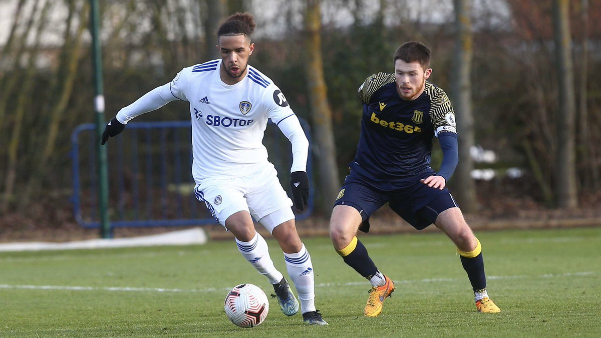 📰 #LUFC U23s hold out for a 1-0 win, Diego Llorente's first half goal helping to extend their lead at the top