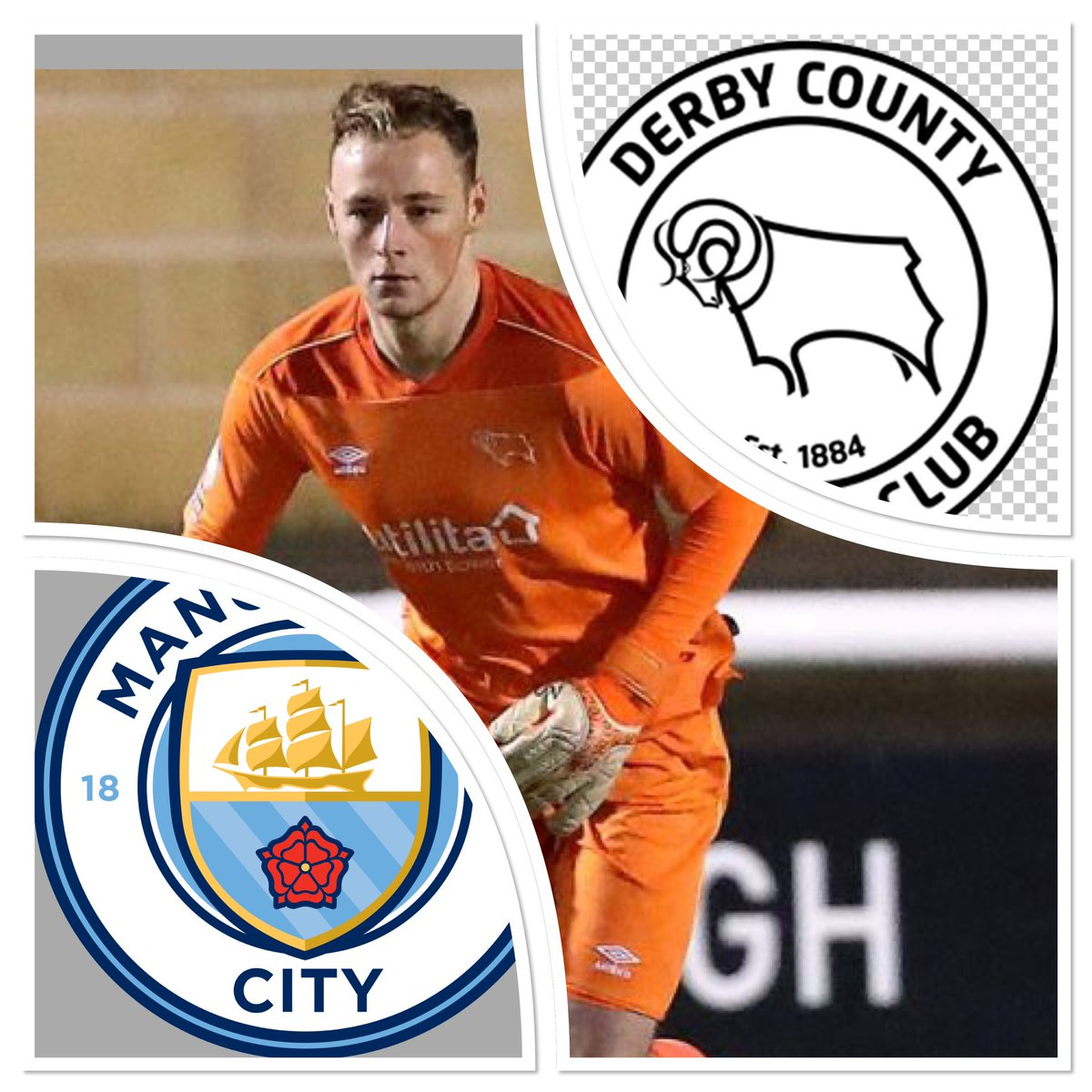 Looking forward to #DerbyCounty v #ManchesterCity #U23s in #PL2 tonight ⚽️ #GSK @SykesKenworthy in the squad ⚽️ @Ab1Gk @UmbroUK @ManCity #GeorgeSykesKenworthy #DCFC #Rams @dcfcacademy @dcfcofficial ⚽️ Catch On #RAMSTV 📺 #TeamDDG