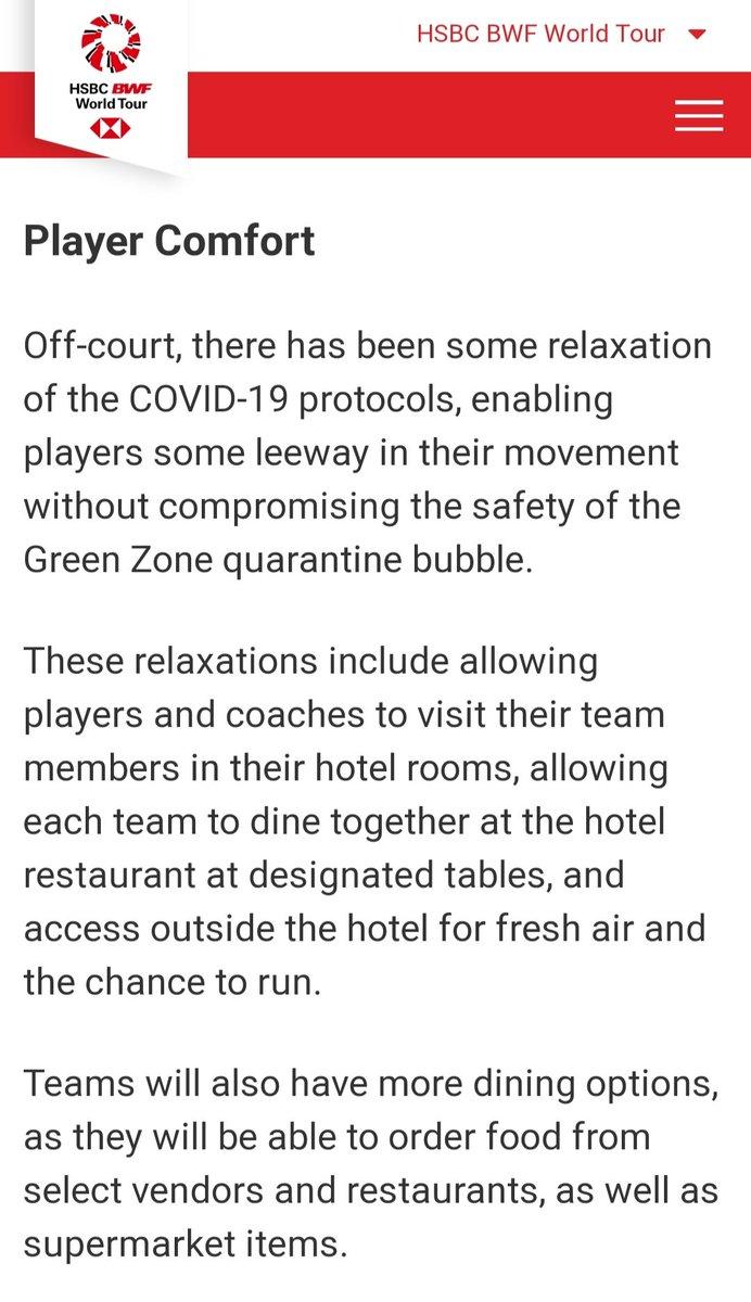 @BadmintonTalk Ini min info BWF mengenai hal itu https://t.co/aM5TRqQ2q6 https://t.co/VpuEgjKS2V