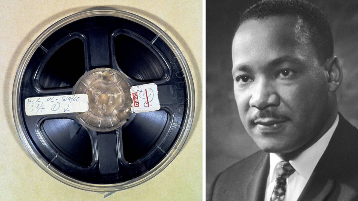 In honor of #MLKDay, listen as Dr. King reads a statement regarding the 1966 Alabama Democratic Primary election day results & answers questions from the press regarding the role of African-American candidates and voters, as well as voting irregularities.