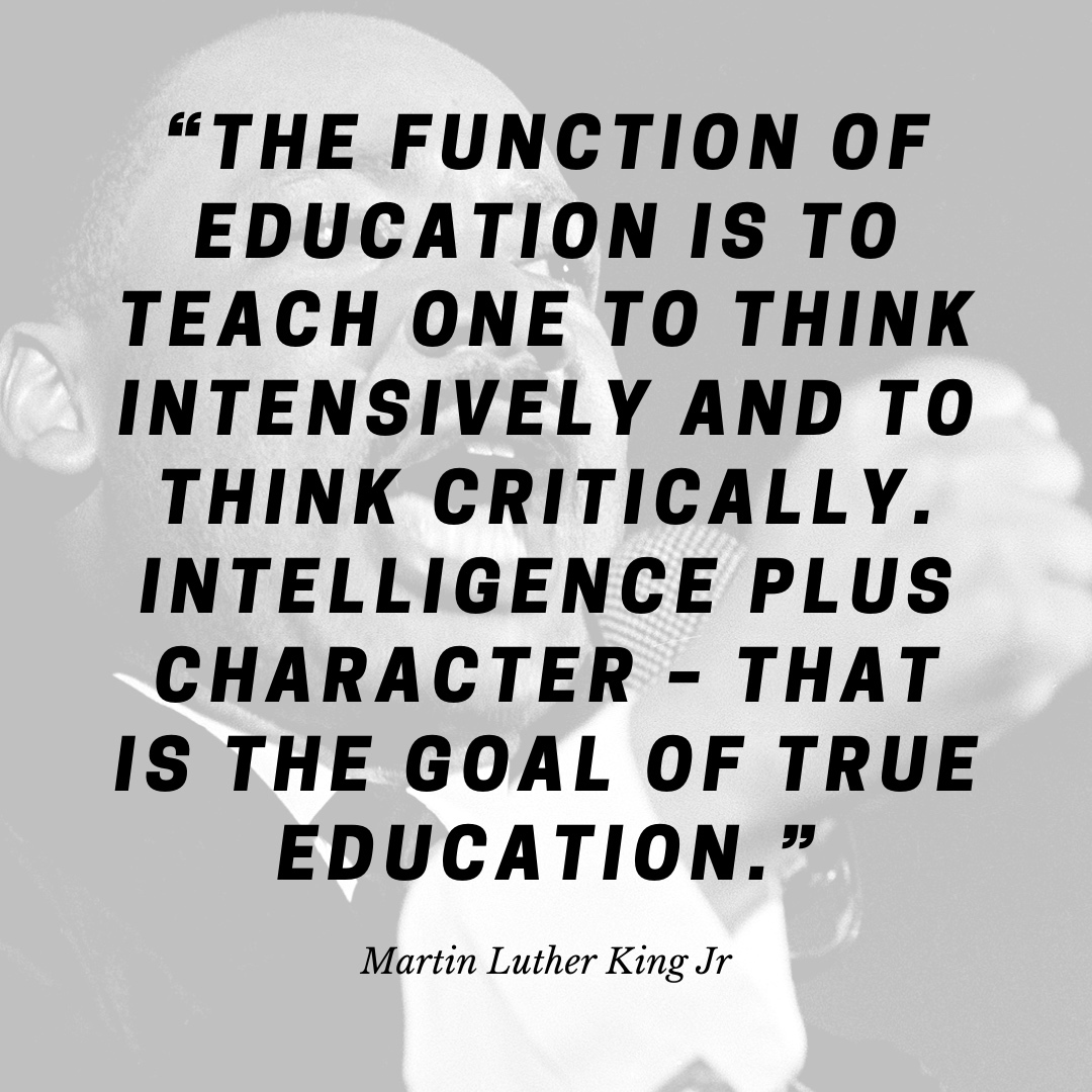 Today we honor the legacy of Dr. Martin Luther King Jr. From leading the Montgomery Bus Boycott to becoming the predominant leader in the Civil Rights Movement, his tireless work pushing for a better, more unified America still inspires the world to this day. #MLKDAY