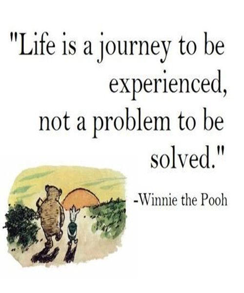 Today is #WinnieThePoohDay - in celebration of the wisest of all bears here's some #MondayMotivation