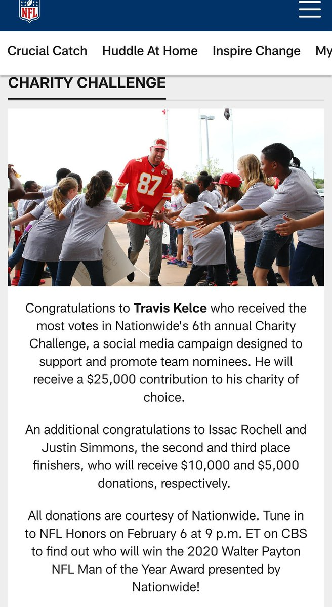 Tell us how many votes @NFL !!!   We did it!!! Congratulations @tkelce!!! #CHIEFSKINGDOM #runitback