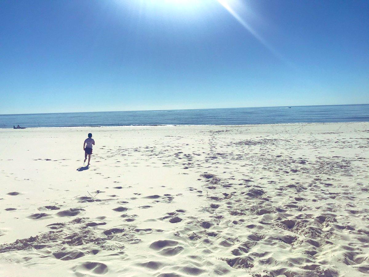 Morning from the Gulf! ☀️ #alabama #USA #ocean