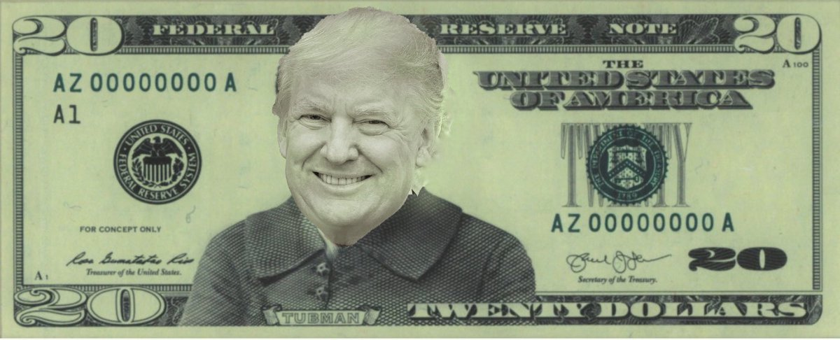 It's time for this universally-beloved American hero to be on the twenty dollar bill.  #AfterTrump