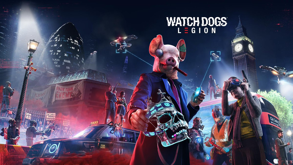 I am giving away 1 digital copy of #WatchDogsLegion on #Xbox!  To enter:  To enter: 1.  Follow @bpashalidis & @ConsoleCreature  2. ❤and 🔁01this post  3. Tag a friend!  I'll draw a winner on January 23! #XboxSeriesS   #contest #xbox #XboxSeriesX