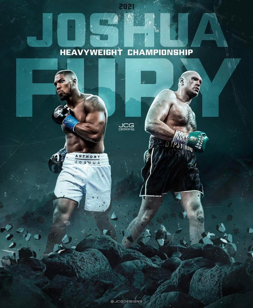#theparley DONE DEAL!!! Eddie Hearn reveals that @anthonyfjoshua vs @Tyson_Fury is a done deal. Who do got???? #joshuafury #boxing #heavyweightboxing @KendallG13 @tlotvshow