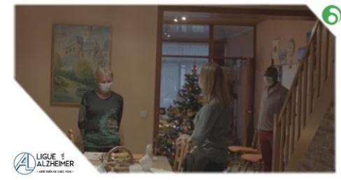 La Loterie Nationale @LotNat_Belgique met la Ligue Alzheimer ASBL à l'honneur à travers le témoignage touchant d'Anne-Marie et Fidèle, un couple qui vit au quotidien avec la maladie d'Alzheimer.  https://t.co/Z9aKly4wry https://t.co/S4qn9GigMI
