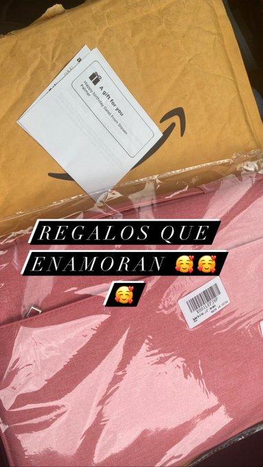1 pic. Gracias por el regalito ❤️❤️ ya saben que en mi wish list de Amazon me pueden enviar lo que deseen
