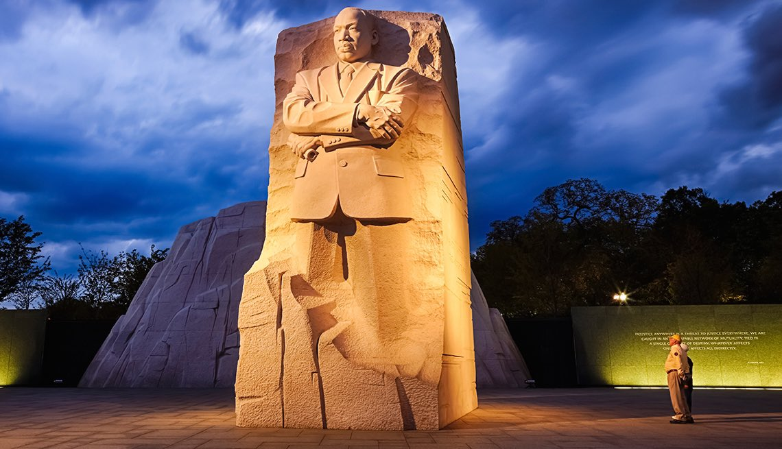"""Very emotional morning watching #TheView   """"Darkness cannot drive out darkness; only light can do that. Hate cannot drive out hate; only love can do that.""""  ~MLK~"""
