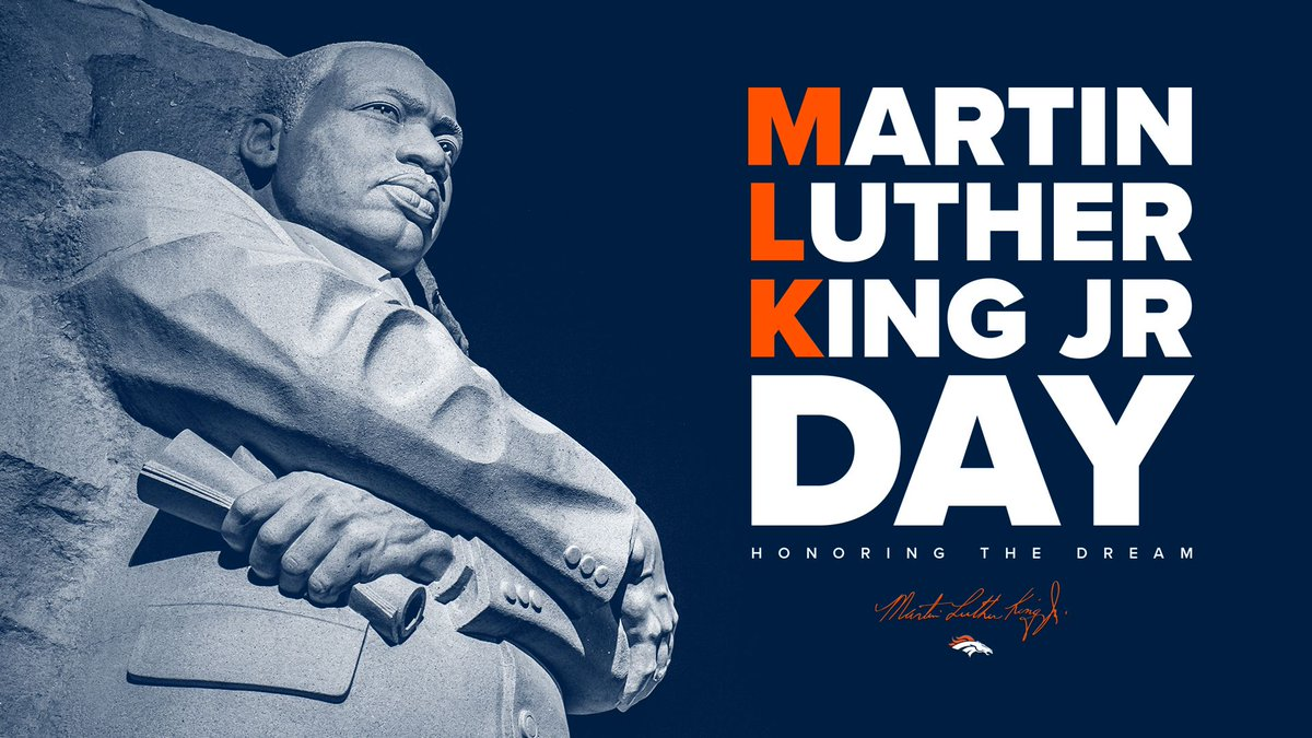 Remember the life. Honor the legacy.  #MLKDay x #InspireChange