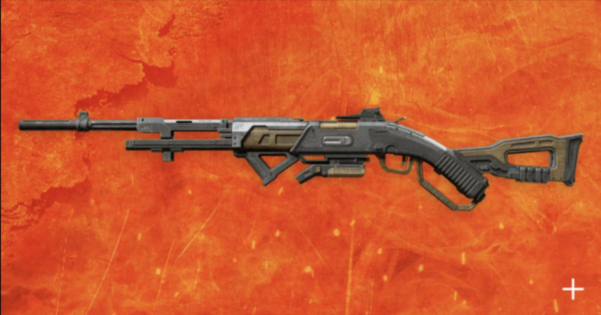 🚨 New Season 8 weapon: The 30-30 Repeater. Salvos most popular weapon, this lever-action rifle picks apart the opposition with hard-hitting rounds.