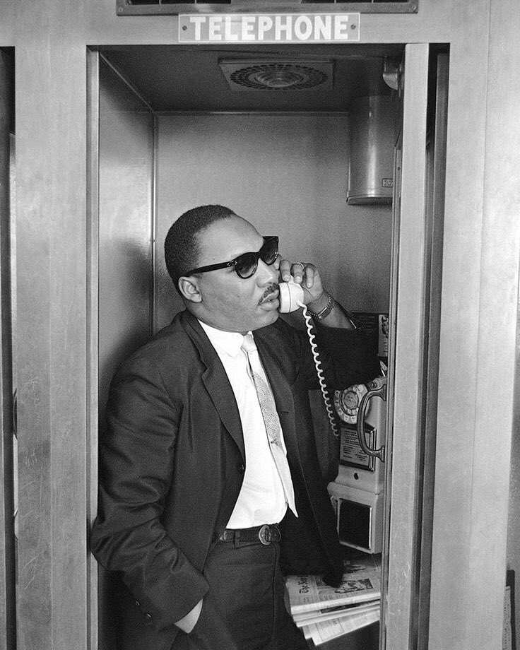 """We honor Martin Luther King, Jr. today, a man who put it all on the line in the fight for freedom and equal rights. A man who boldly and unapologetically said things like, """"Nothing in all the world is more dangerous than sincere ignorance and conscientious stupidity."""" #MLKDay"""