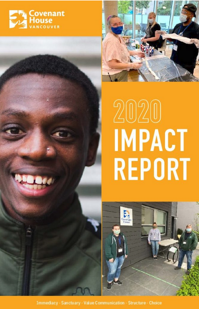 @CovenantHouseBC is committed to providing the best possible care for youth.   We invite you to learn more about what we have accomplished together this past fiscal year.   Read this year's Impact Report:
