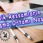 Image for the Tweet beginning: Teknik Ressamların Çalışma Ortamı Nasıldır?  #teknikressam