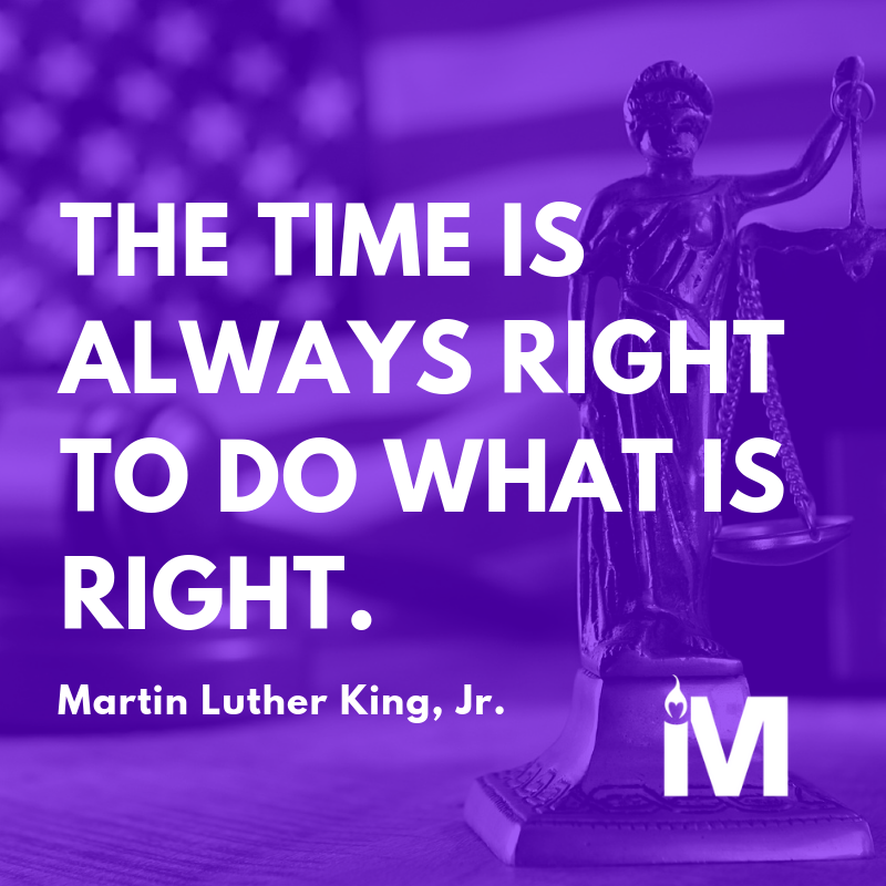 Today, we take the time to remember and reflect on the legacy of Martin Luther King Jr. #MLKDay