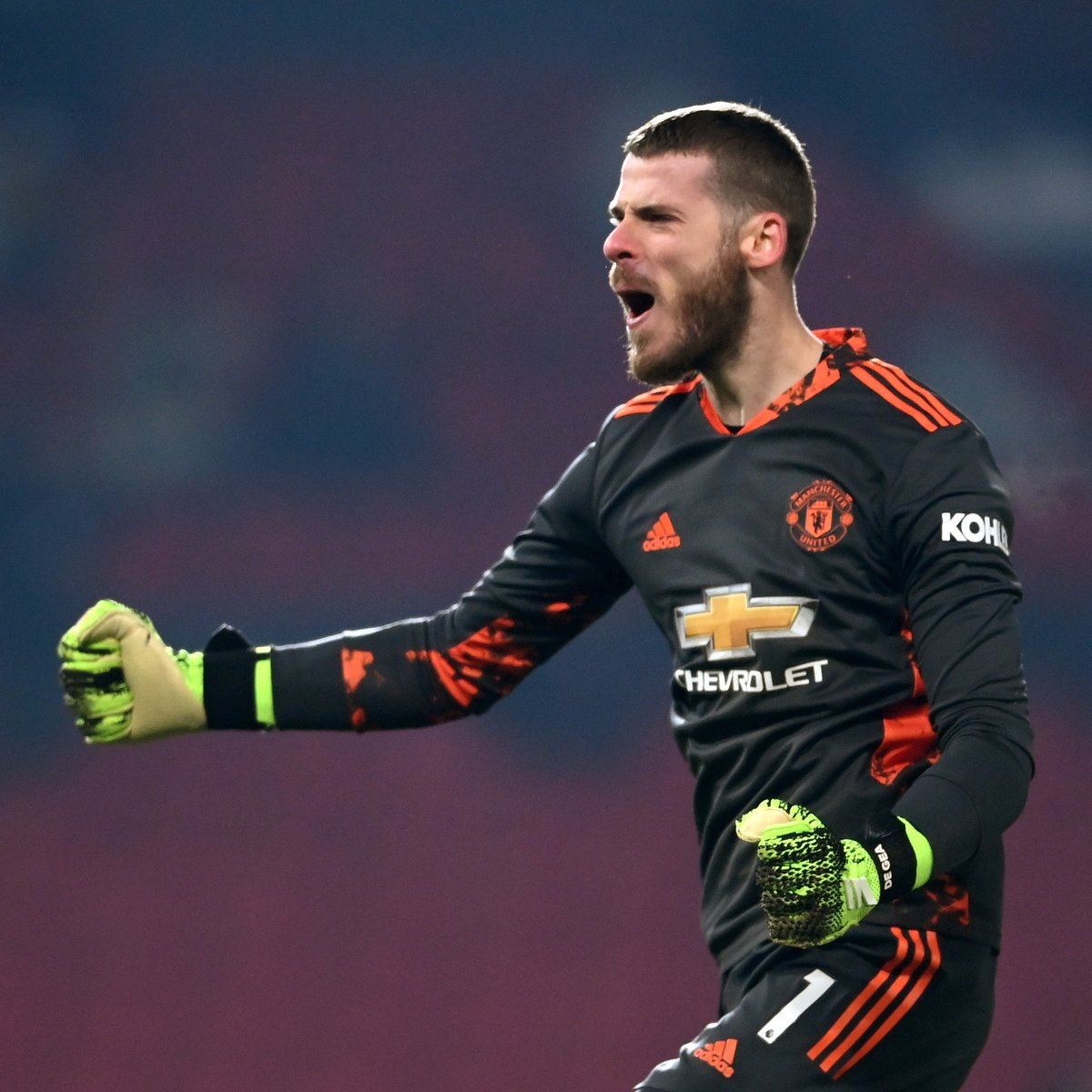 🔓 𝗔𝗖𝗛𝗜𝗘𝗩𝗘𝗠𝗘𝗡𝗧 𝗨𝗡𝗟𝗢𝗖𝗞𝗘𝗗 🔓  Keep 150 clean sheets for #MUFC 🚫  Vamos indeed, @D_DeGea 😍