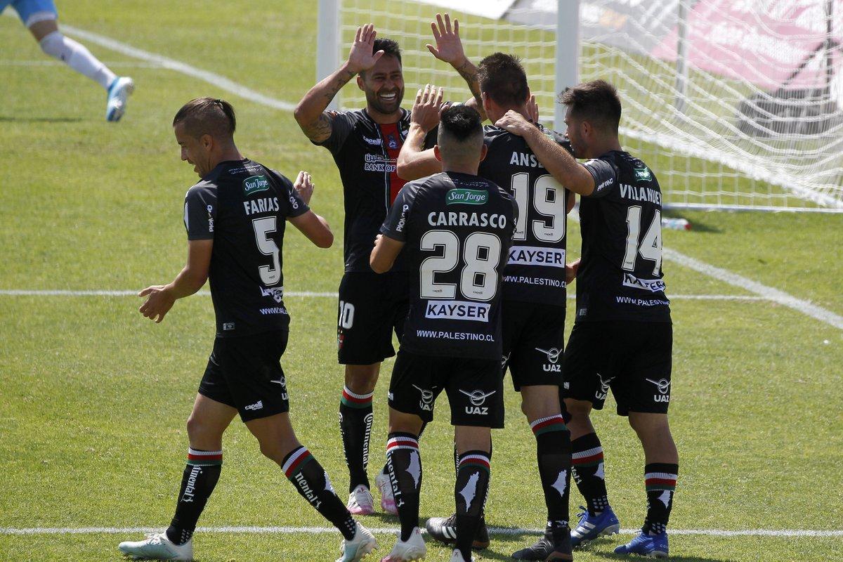 🇨🇱 ¡Palestino ganó y sueña con las copas!  ✔️ Derrotó 3-2 a Cobresal por la fecha 31 del campeonato chileno  📌 Quedó 4° con 44 puntos en puestos de #Libertadores