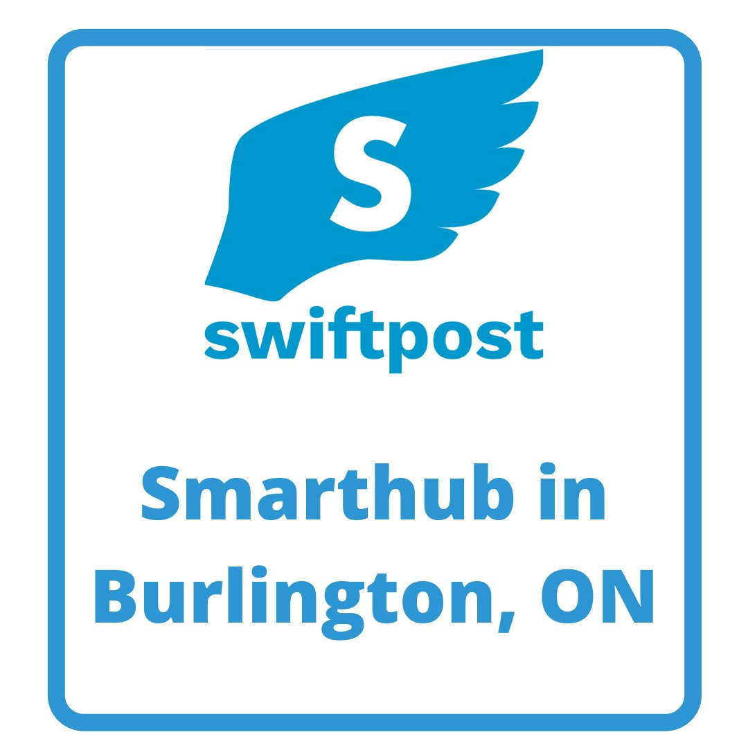 Ship more for less #Burlington 📦📦📦 Reach out to our LIVE support team to find out more 💻  Through our live chat on our website ☎️ By phone at 1-888-655-6258 📧 sales@swiftpost.com