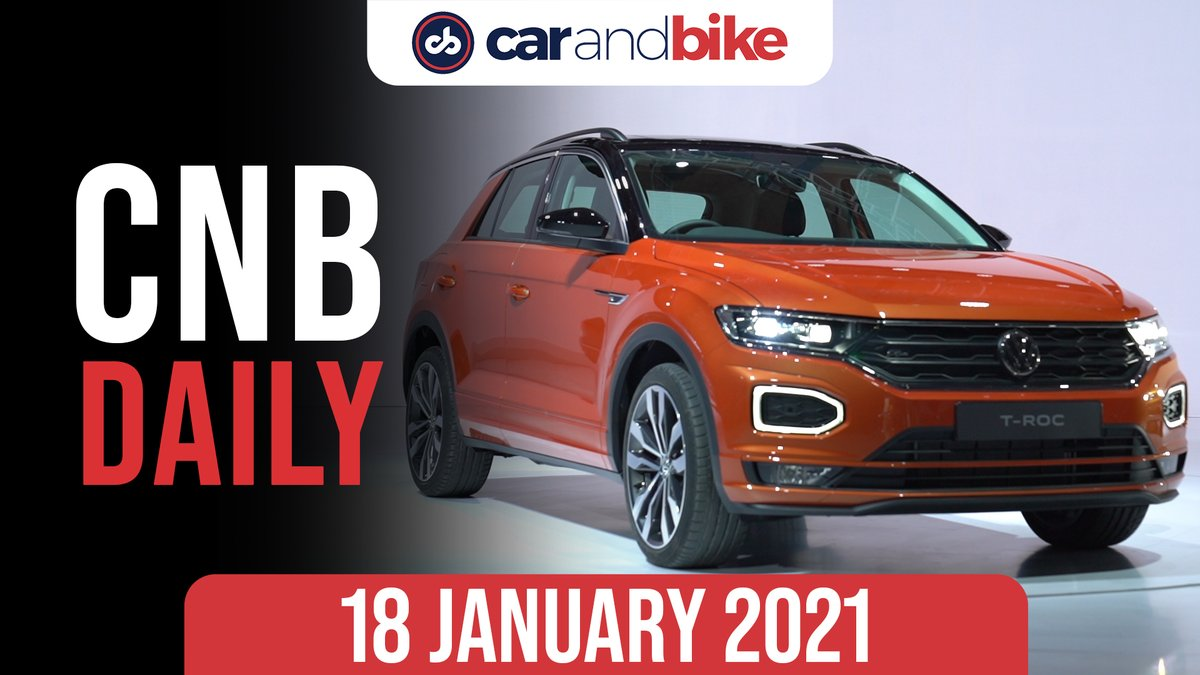 The #cnbdaily - 18 January 2021