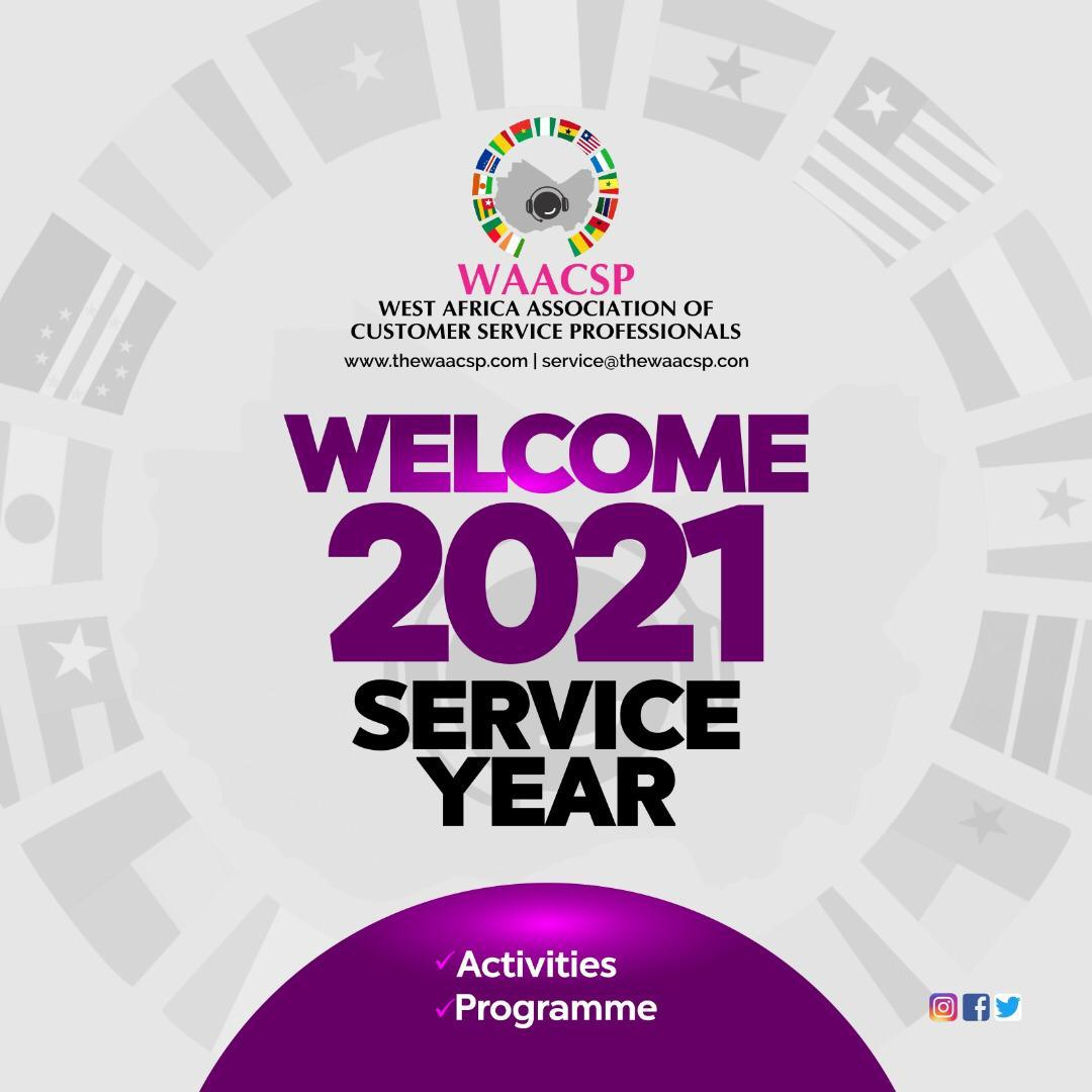 It promises to be an engaging year for us and members, lots of activities lined up.  Our latest post puts the 2021 service year in perspective.  Click https://t.co/gjRmBmKLeU to read up month on month outlook for WAACSP in the year 2021. #customerservice  #waacsp #nigeria #ghana https://t.co/OdabZU5noc