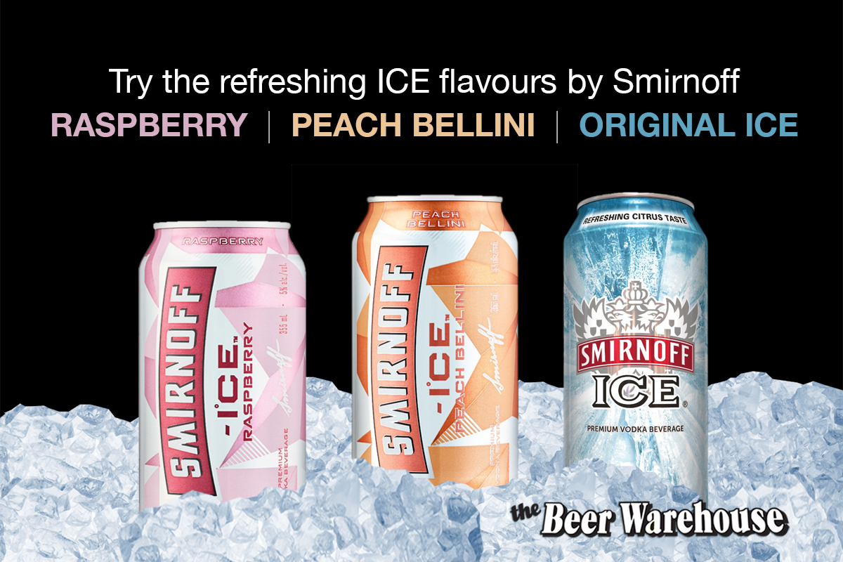 Shop Smirnoff Ice products here https://t.co/AqaLar8xR1 https://t.co/BR2KteWV7R