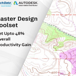 Image for the Tweet beginning: Tech Data and Autodesk Raster