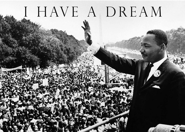 Replying to @MarleeMatlin: Dream. Happy #MLKDay2021