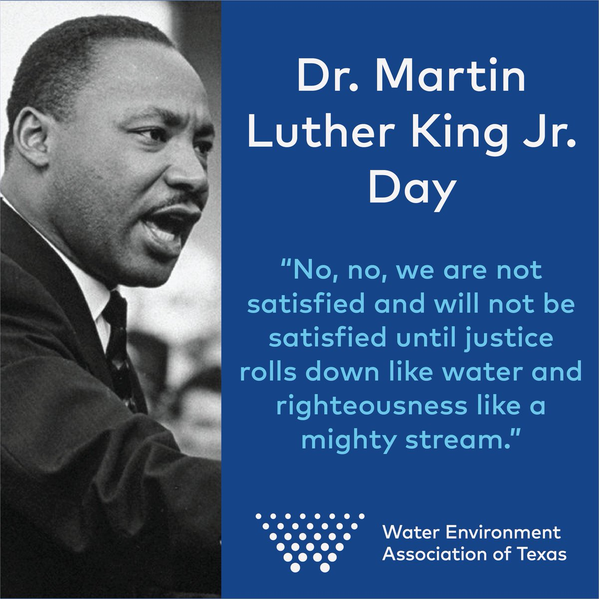 We honor Dr. Martin Luther King Jr. with his words to live by. #MLKDay2021 #MondayMotivation