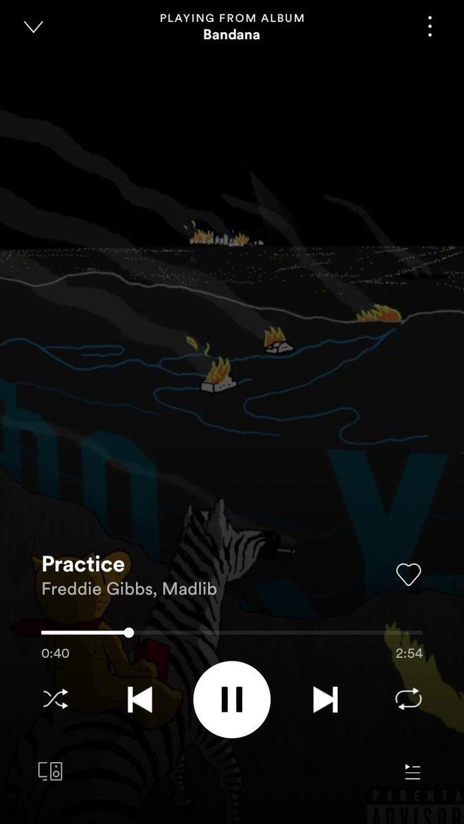@FreddieHotSpot Did you say practice 😤😤