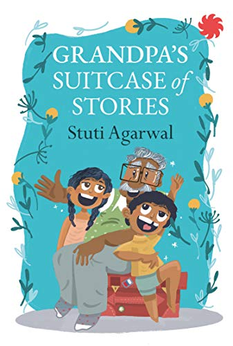 Abir and Megha are visiting Grandpa who lets them sleep late, allows them endless hot chocolate, and, best of all, tells them the most amazing stories. This book will take you on many wonderful adventures. And you may not want to come back! buy here: