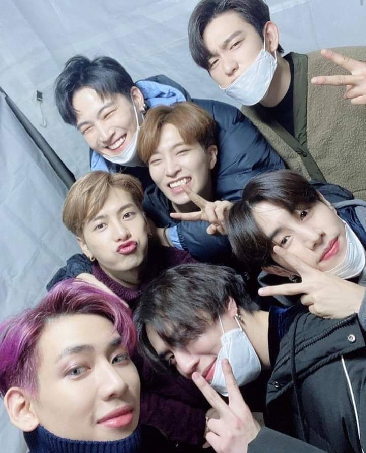 7 OR NOTHING 7 OR NEVER 💚💚💚💚💚💚💚 #GOT7 #got7  #GOT7NewPage
