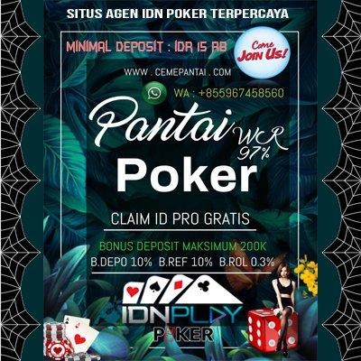 Poker Pantai On Twitter