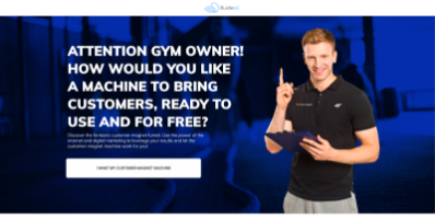 Win a mchine that would attract customers to your gym 24 hours a day, effortlessly and totally free.    #onlinemarketing #business #workout #gym