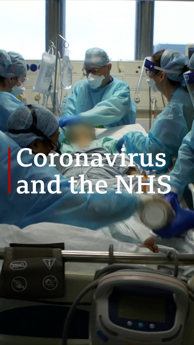 """""""This is their last hope. This is the area where they come to when there is nowhere else.""""   As someone with coronavirus is admitted to hospital every 30 seconds, #Newsnight visits London's Northwick Park Hospital, which is on the brink of being overwhelmed by Covid patients"""