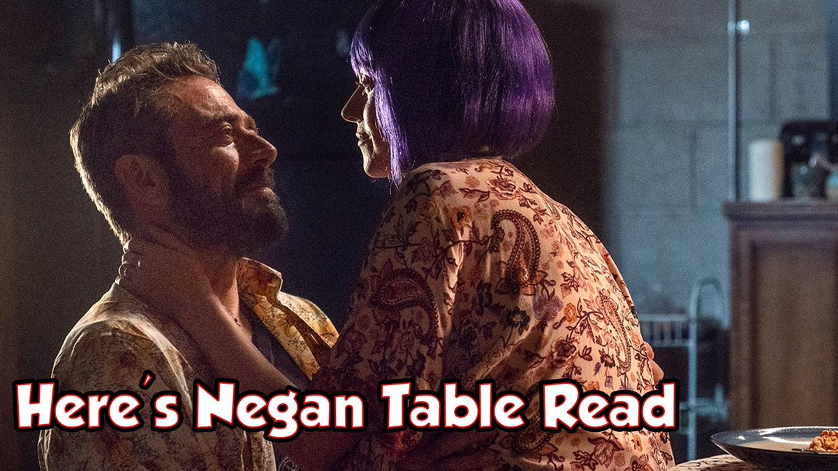 NEW VIDEO -> The Walking Dead Season 10C - 'Here's Negan' Virtual Table Read Reaction | S10 Bonus Episodes   via YouTube #HeresNegan #TWD #TWDFamily #TWDUniverse #TWDSeason10
