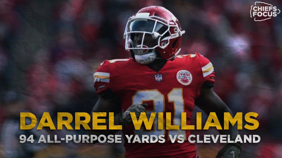 Darrel Williams is set to become a free agent this offseason.  Yesterday, he churned out crucial yards on the ground (averaging 6.0 yards per carry 🤯) to advance to the AFC Championship.  Give that man a contract extension, @Chiefs!