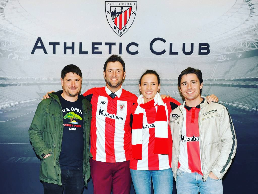 Supertxapeldunak!! Aupa Athletic!!! @AthleticClub