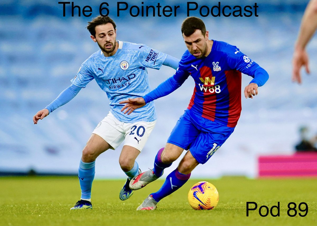 🎙PODCAST🎙  Unbeaten in the previous 5 trips to Manchester, Palace came back down to earth with a bump following a 4 goal defeat at The Etihad.  Also;  🔴Max Meyer departs 🔵A look towards West Ham  🎧   👇🏼Subscribe   #CPFC #MCICRY