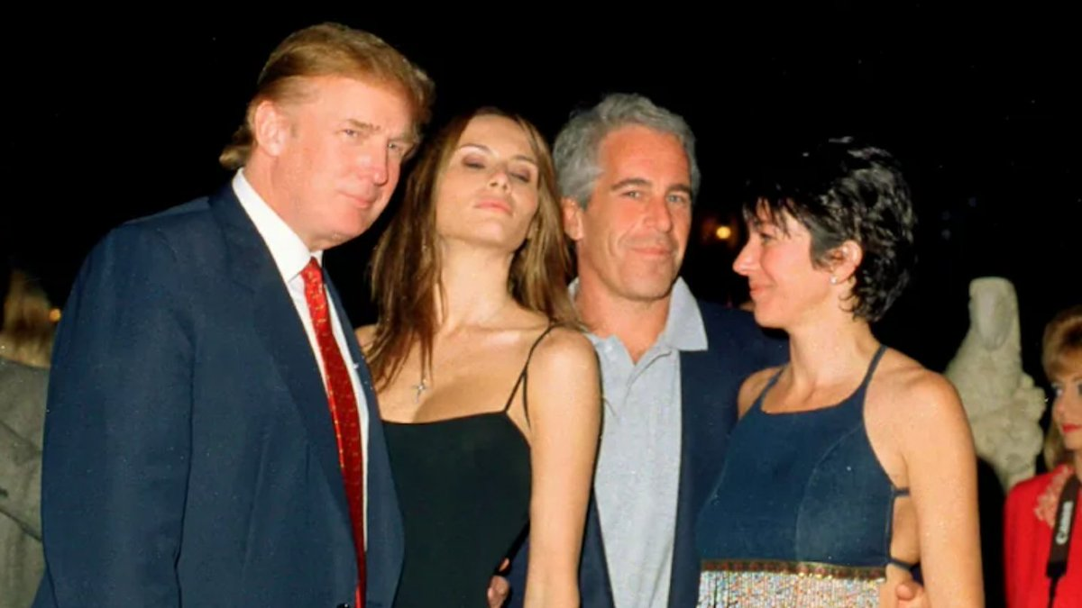 Two of these people laid waste to America.  The other two are Jeffrey Epstein and Ghislaine Maxwell.