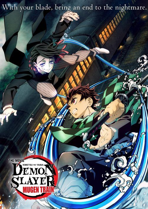 It's Finally Happening!! Demon Slayer -Kimetsu no Yaiba- The Movie: Mugen Train English Dub and Sub Will Release at the Same Time!!  Read more!  @DemonSlayerUSA #demonslayer #kimetsunoyaiba #demonslayermovie #animenews #animedub #subbedanime #animetrailers