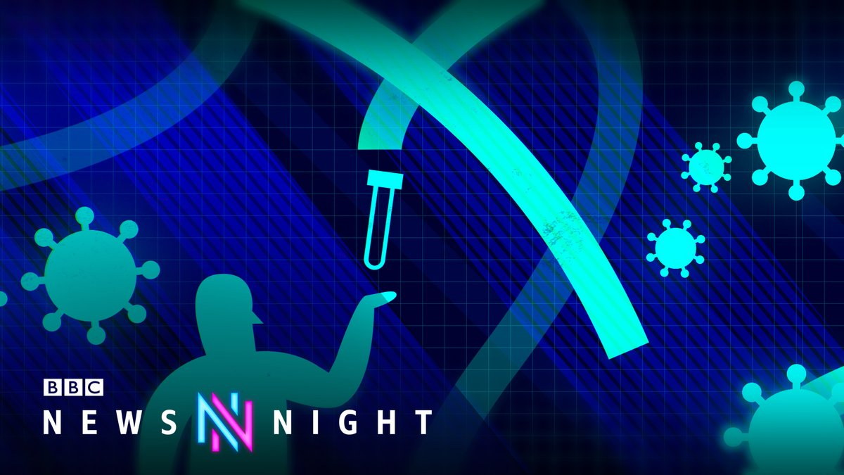 TONIGHT: The vaccine roll out continues to accelerate, but it is not the only route out of lockdown.   Health Correspondent @Deb_Cohen has an exclusive report on the effectiveness of mass testing at 22:45   #Newsnight | @BBCTwo
