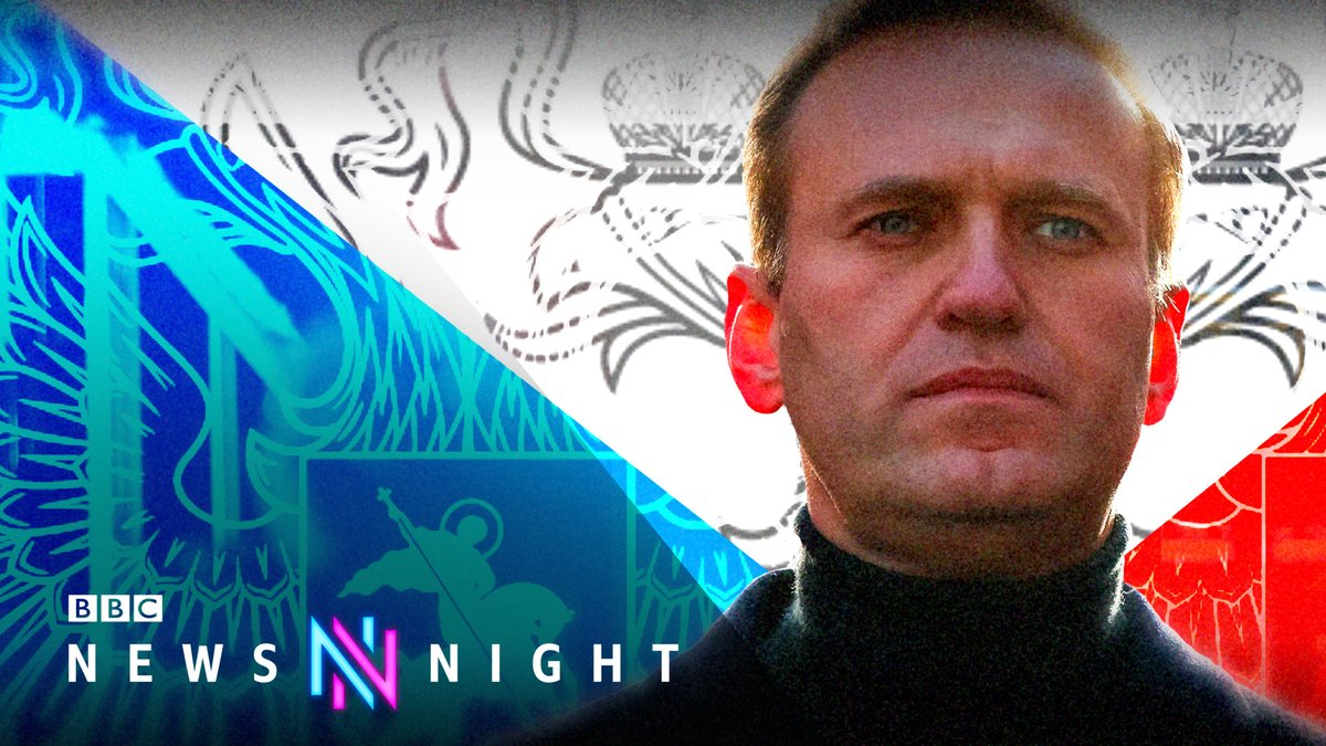 TONIGHT: Russia's leading opposition figure - Alexei Navalny - has been arrested and detained after returning to Moscow for the first time since he was poisoned last year.  But what happens now?  We hear from Vitaly Milonov, a member of the ruling Russia United Party   #Newsnight