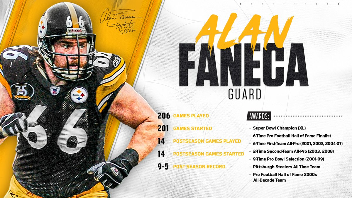 #PFHOF21 Finalist @afan66 has quite the resume.
