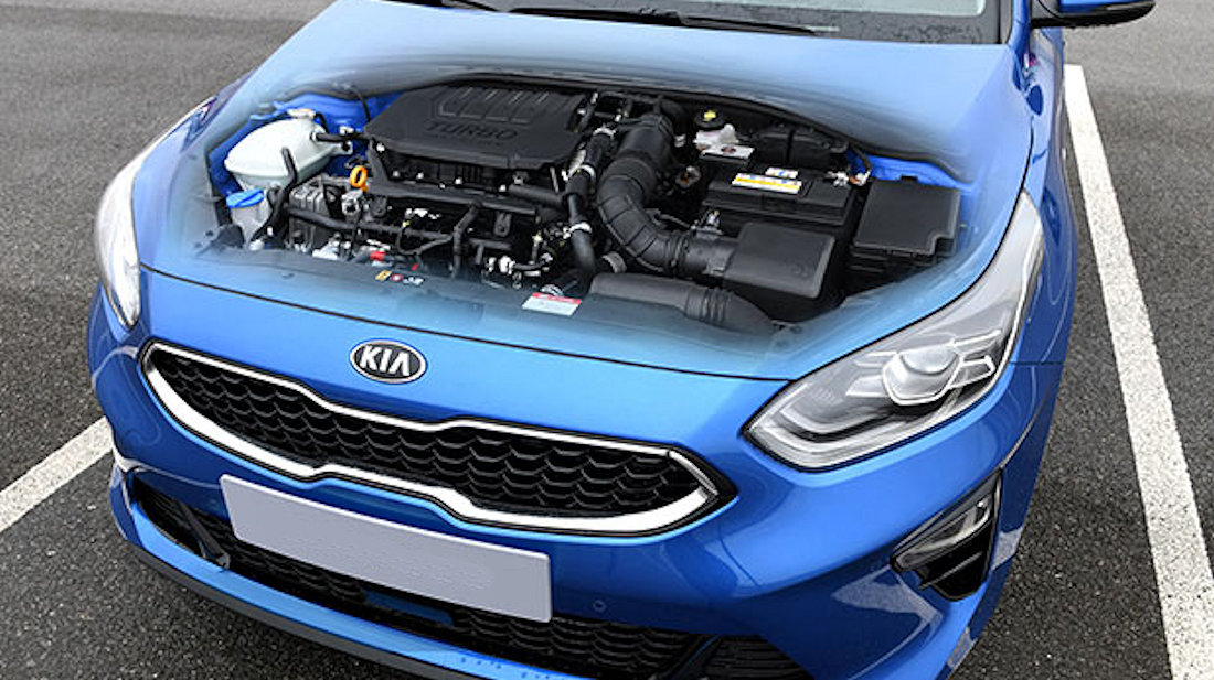 Kia won't be turning its back on gasoline, diesel engines just yet. #Kia #Engines #CarGuidePH