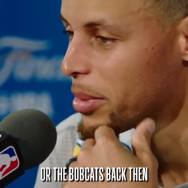 ⏪ Steph Curry recalls when he first met LeBron at the 2008 NCAA Tournament!  The @warriors face the @Lakers TONIGHT at 10 PM ET on TNT. https://t.co/adIaVpHVvs