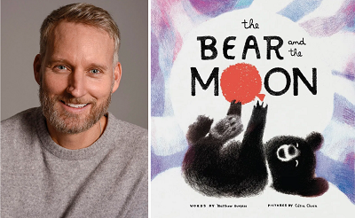 test Twitter Media - Welcome Matthew Burgess to our Virtual Book Tour! The award-winning author stops by to talk about his latest picture book, The Bear and the Moon. Visit our blog for an exclusive interview, activities and much more! #kidlit https://t.co/K2dXSrV5dk @MatthewBurgessJ @ChronicleBooks https://t.co/7XWQHVobs9