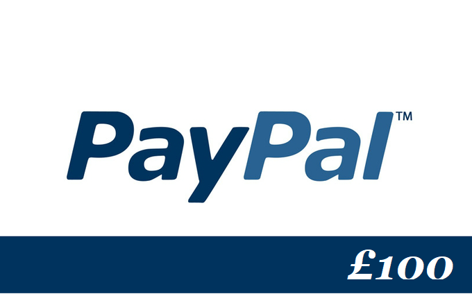 £100 Paypal #Giveaway  > Follow, RT, Tag Friends > Confirm entry at